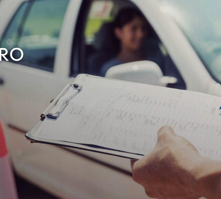 Nuevo Registro de Conducir