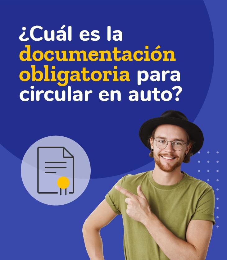 documentacion obligatoria para circular