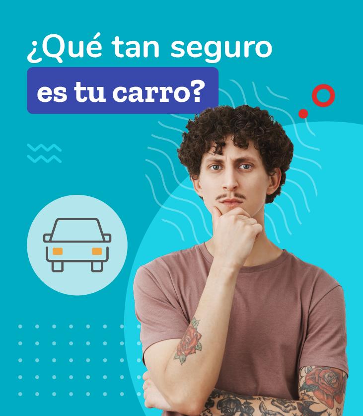 Carros más Seguros en Colombia