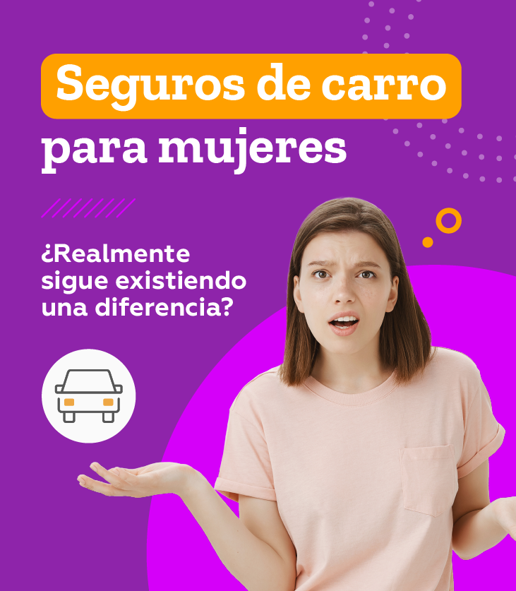 seguros de carro para mujeres