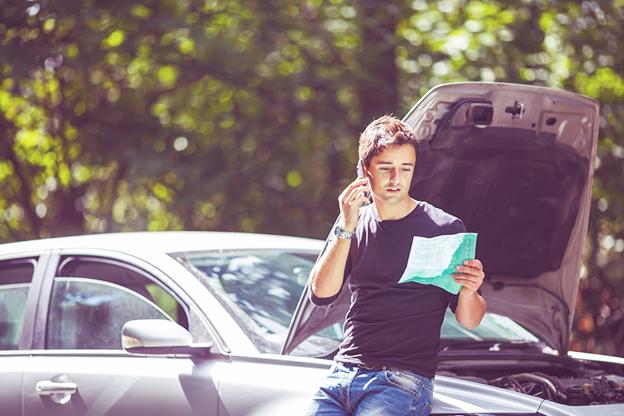 Tuve un accidente ¿Quién tiene la culpa para mi compañía de seguros? 2