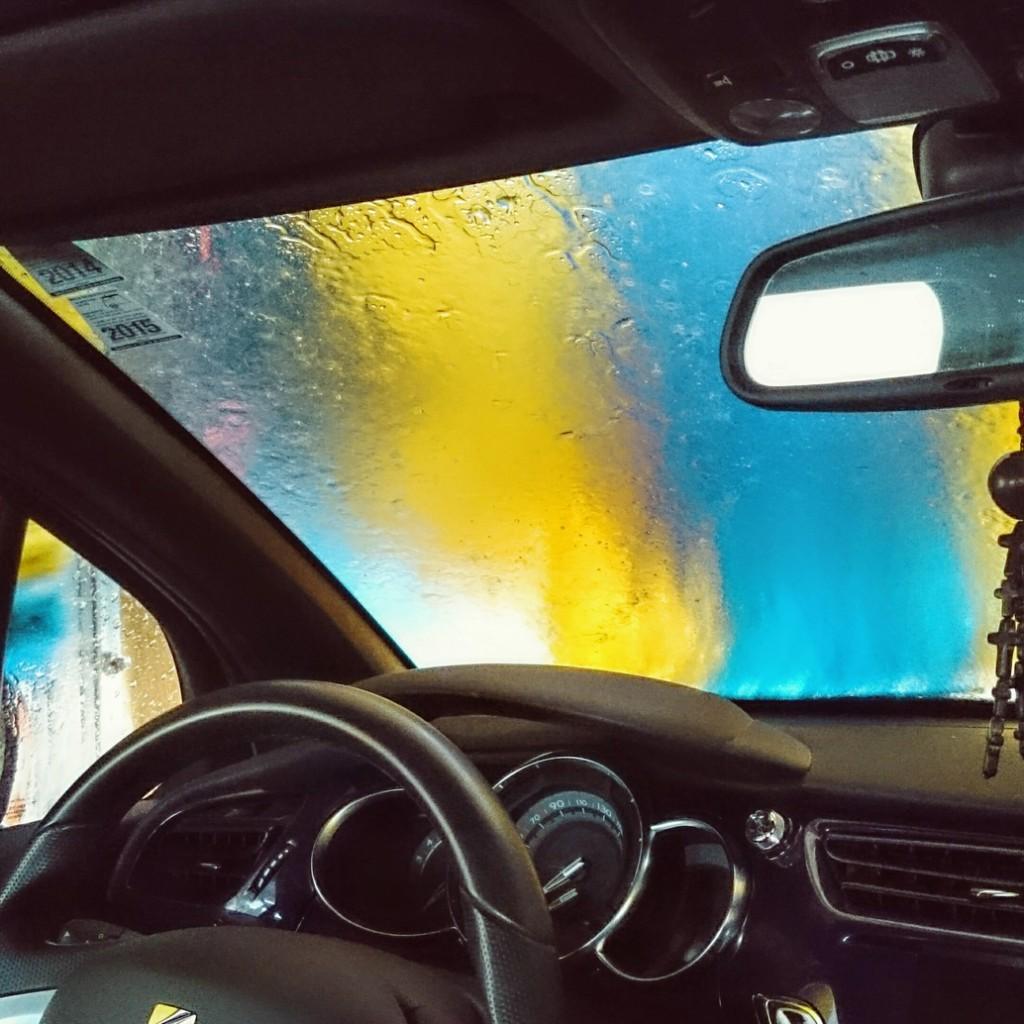 Lavado automatico de autos