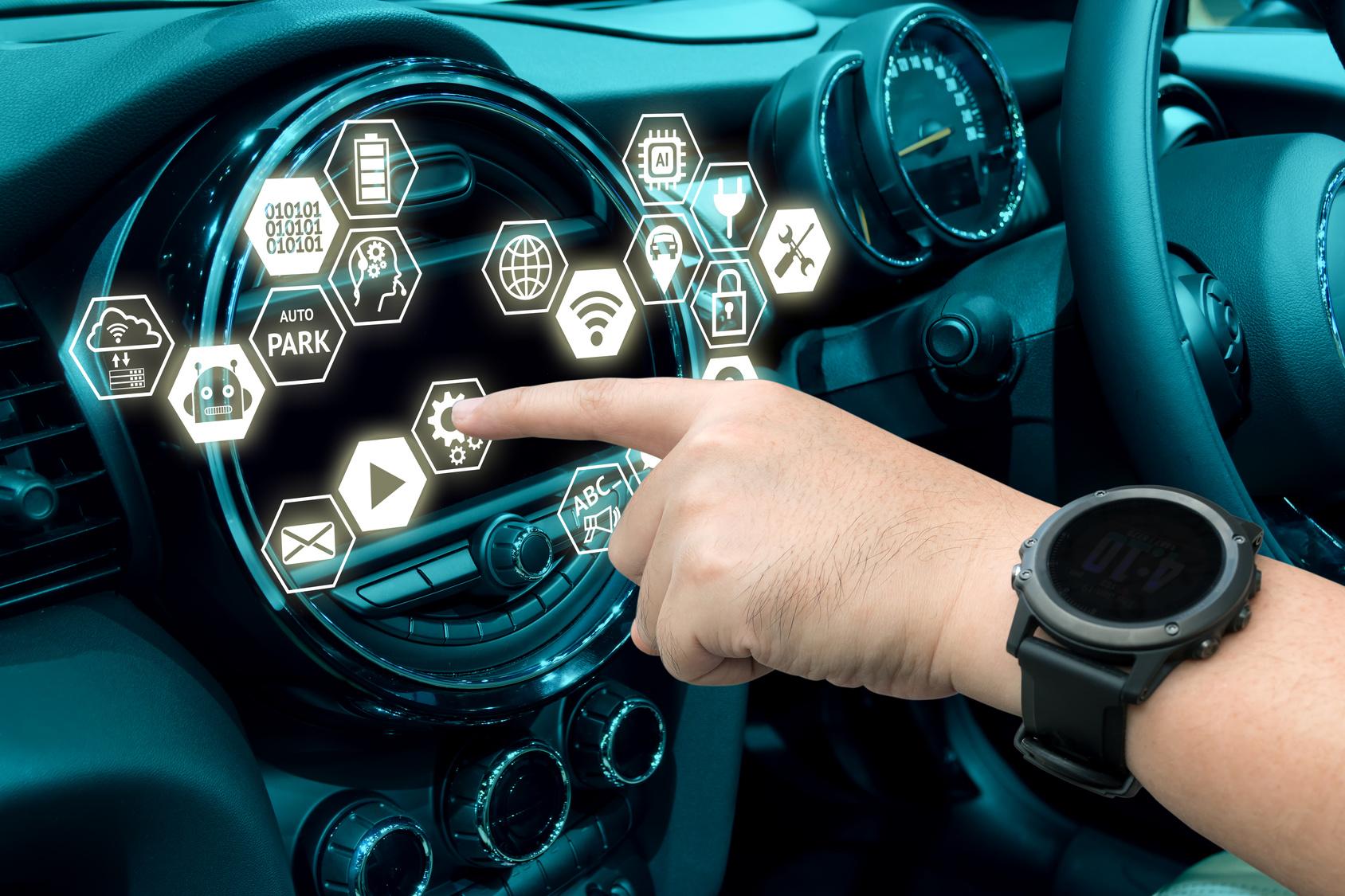 confort y seguridad del automóvil