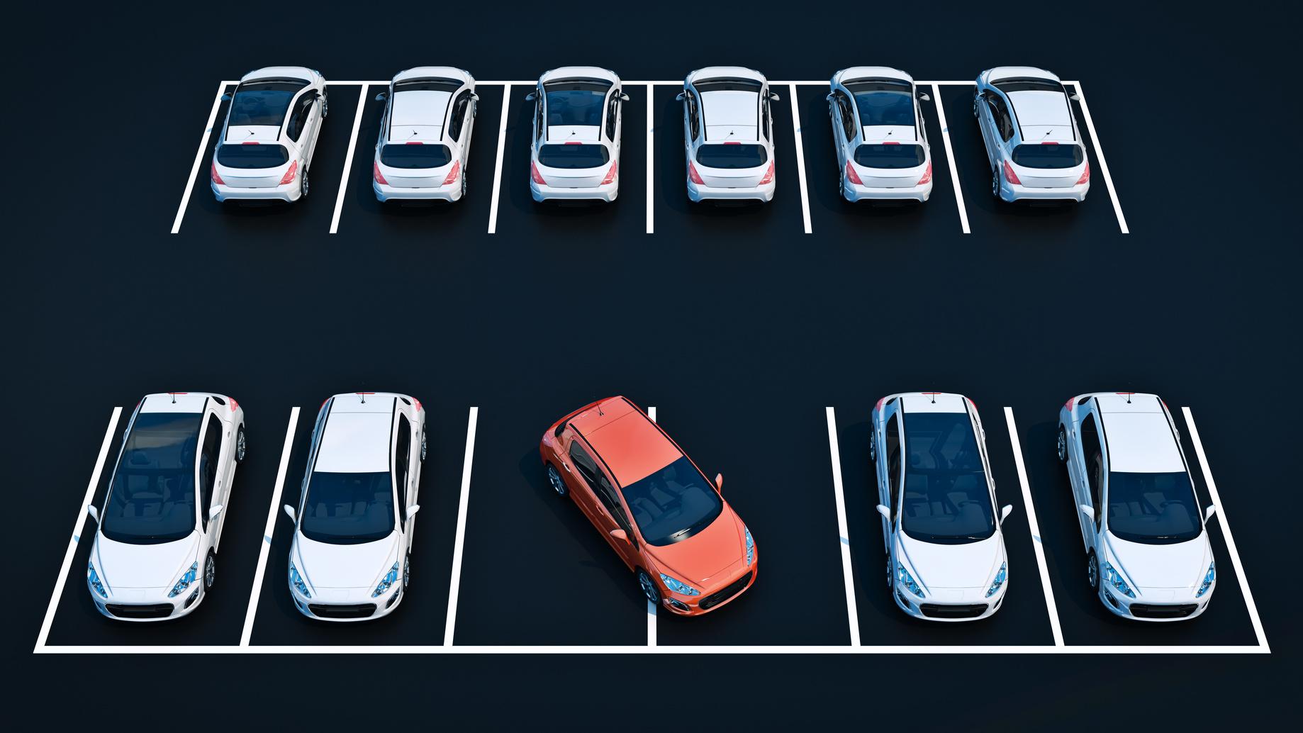 Mal estacionamiento