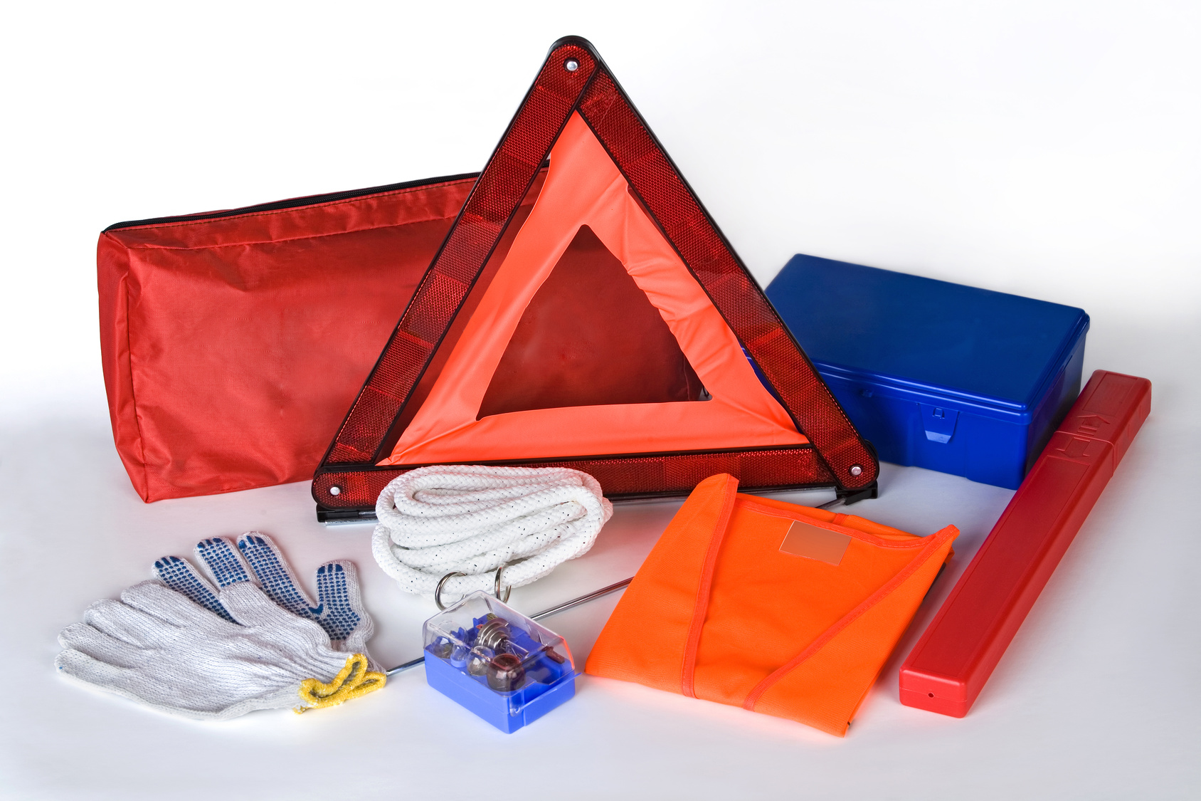 kit de seguridad de tu auto