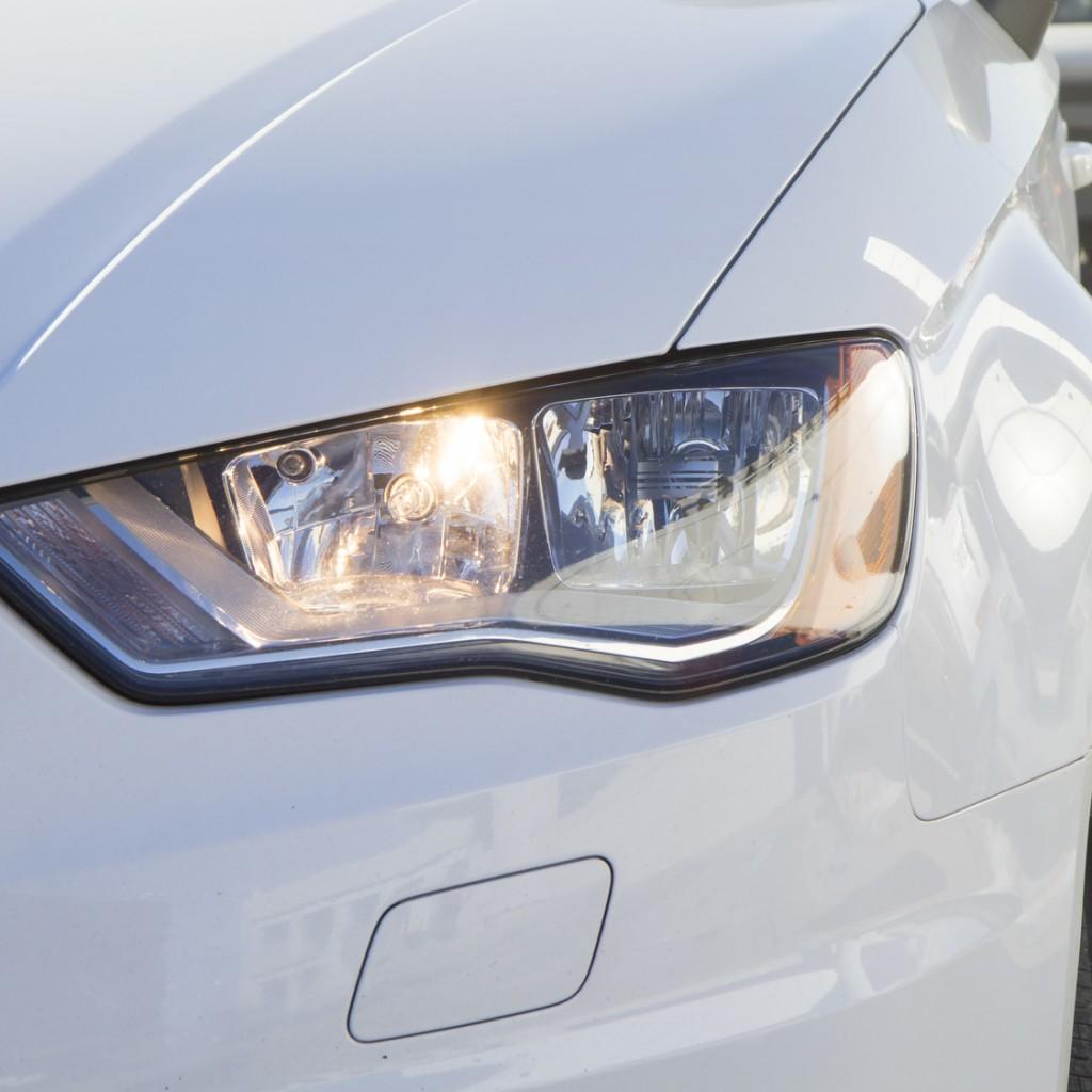 luces del auto