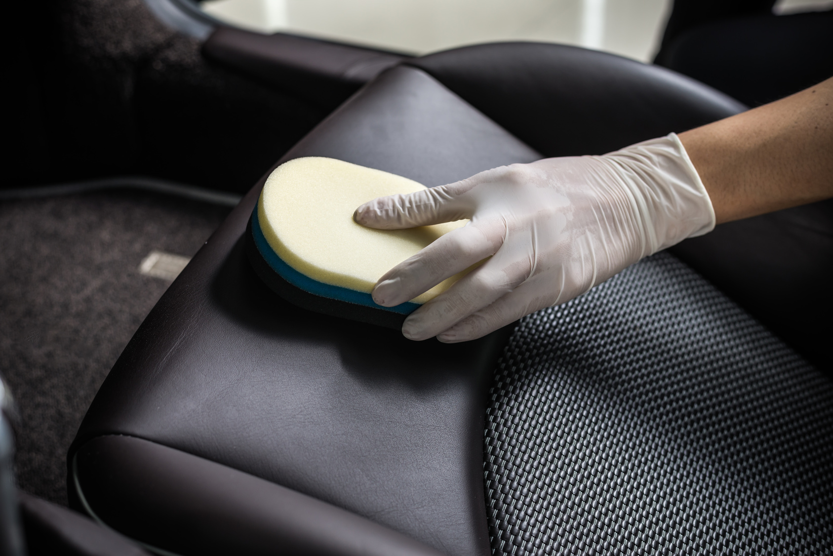 Limpieza de tapizados de tu auto