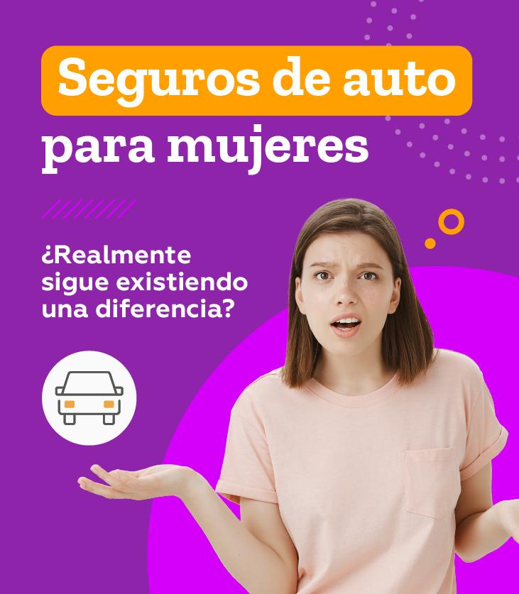 seguros de auto para mujeres